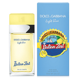 Light Blue Italian Zest Eau de Toilette 100ml - D'Scentsation
