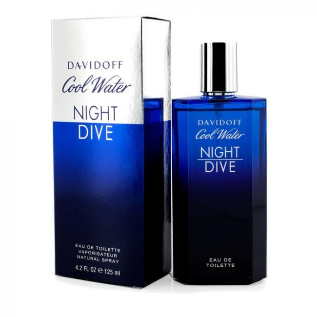 Cool Water Night Dive Eau de Toilette 125ml - D'Scentsation