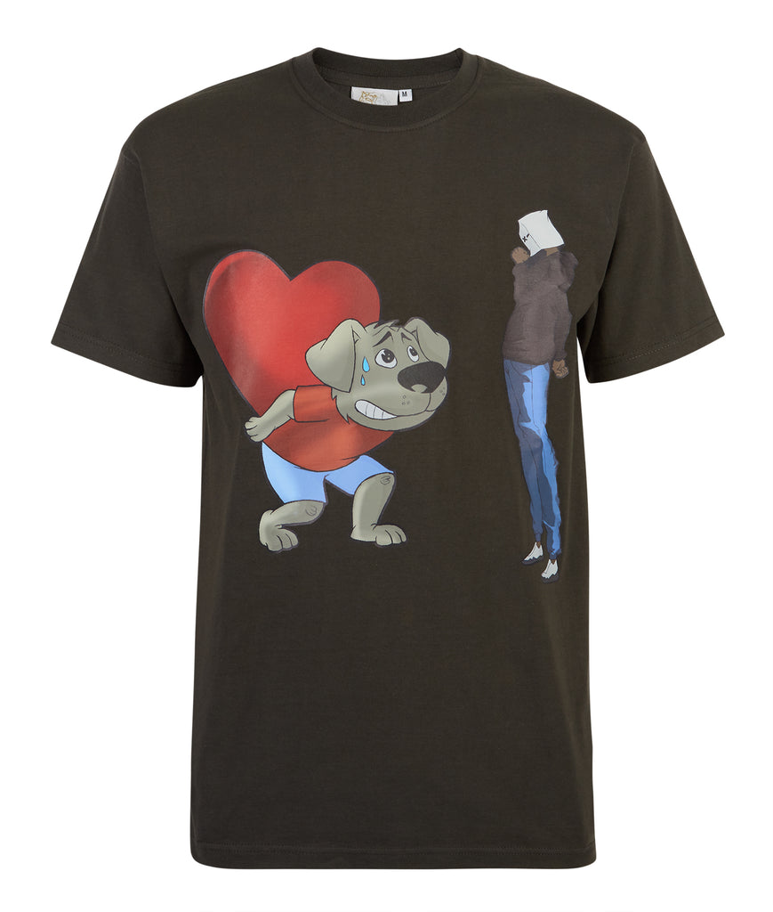 PUPPY LOVE Men T-SHIRT