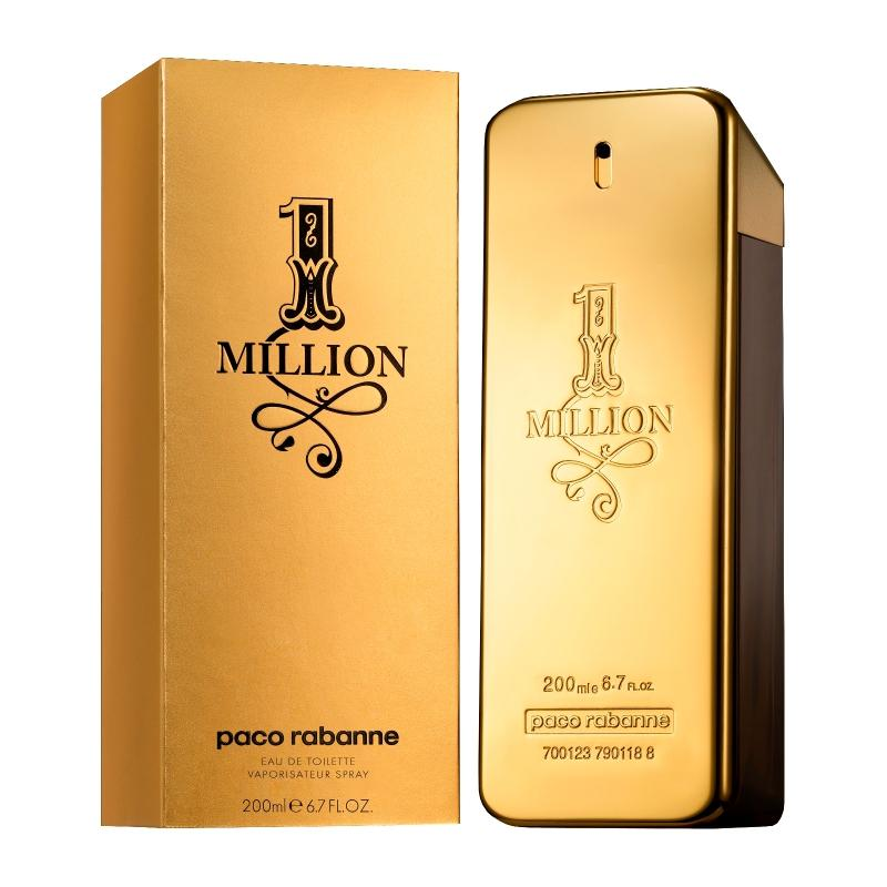 1 Million Eau de Toilette 200ml - D'Scentsation
