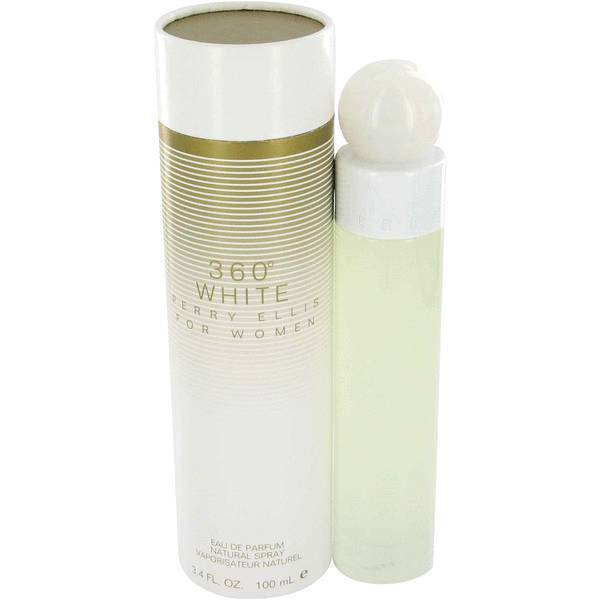 360 White Men Eau de Toilette 100ml - D'Scentsation