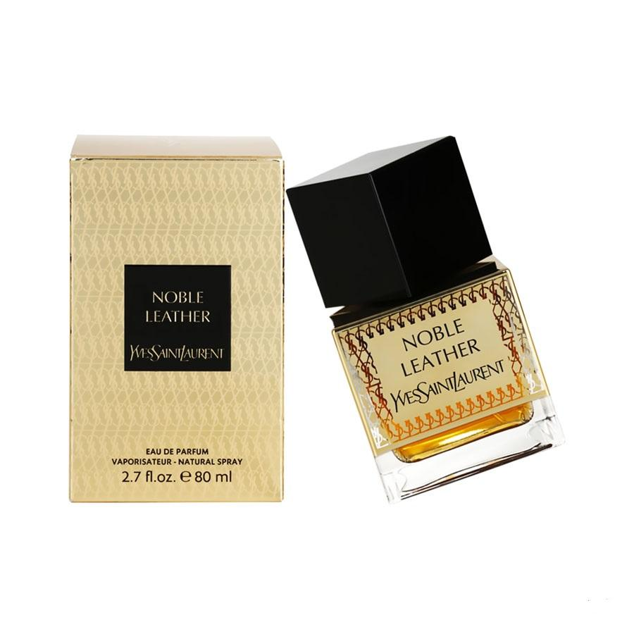 Noble Leather Eau de Parfum 80ml - D'Scentsation