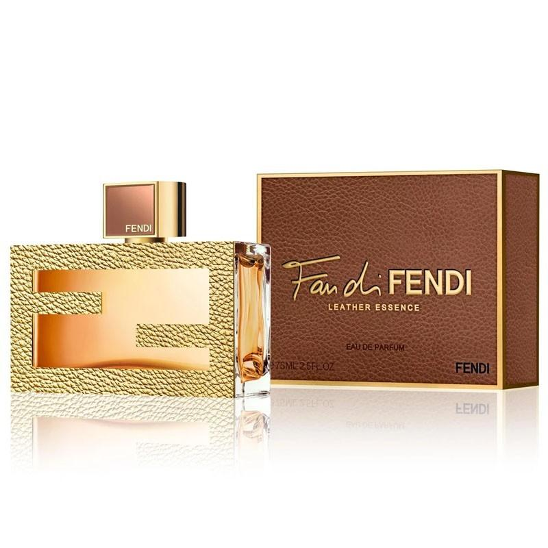 Fan di Fendi Leather Essence Eau de Parfum 75ml - D'Scentsation
