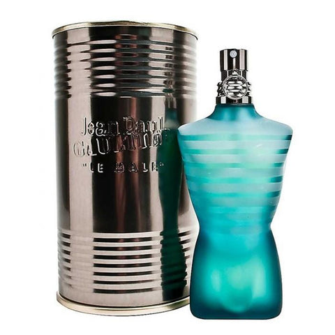 Le Male Eau de Toilette 125ml - D'Scentsation