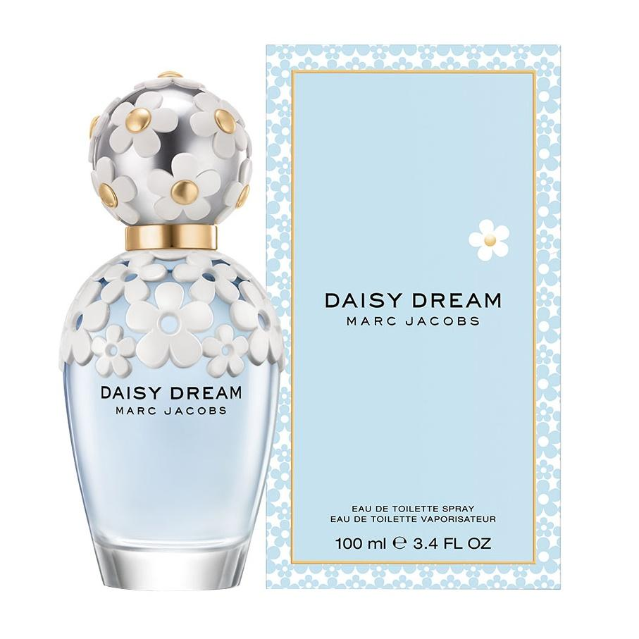 Daisy Dream Eau de Toilette 100ml - D'Scentsation