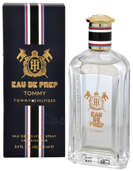Tommy Eau de Prep EDT 100ml