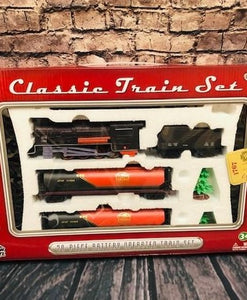 Classic Train Set