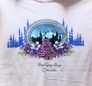 Mountain Flower T-Shirt