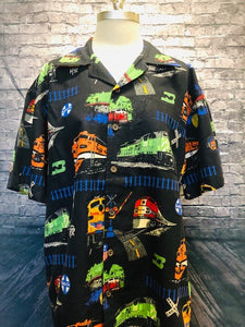 Hawaiian Train T-Shirt