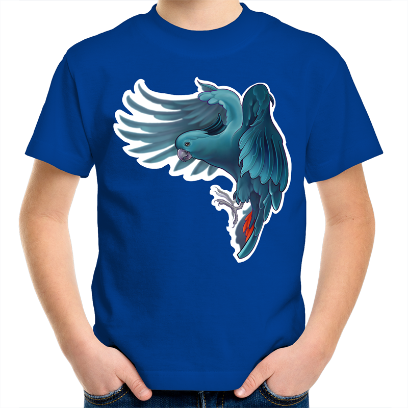 Little Ozzies Cockatoo T-Shirt
