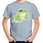 Little Ozzies Green Tree Frog T-Shirt