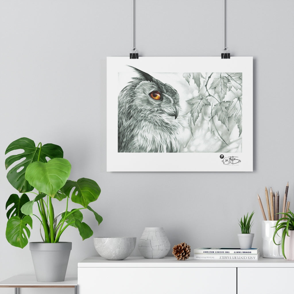 'Natures Eye' Giclée Art Print