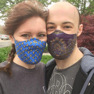 Comfy Beautiful Masks!