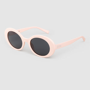 HEARTS ON FIRE SUNGLASSES - MATTE ROSE