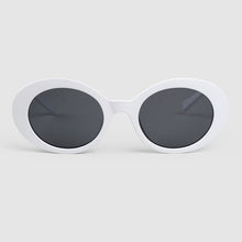 Load image into Gallery viewer, HEARTS ON FIRE SUNGLASSES - MATTE LILAC