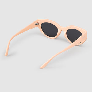 CAPTAIN SUNGLASSES - MATTE SALMON