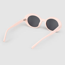 Load image into Gallery viewer, HEARTS ON FIRE SUNGLASSES - MATTE ROSE