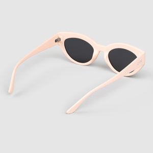 CAPTAIN SUNGLASSES - MATTE BONE