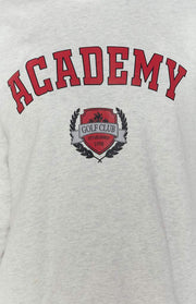 (PRE-ORDER) Academy club sweater top May