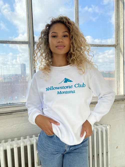 Yellowstone club sweater top May