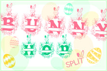 Load image into Gallery viewer, Bunny Hop - Cute Easter Alphabet with A-Z Letters