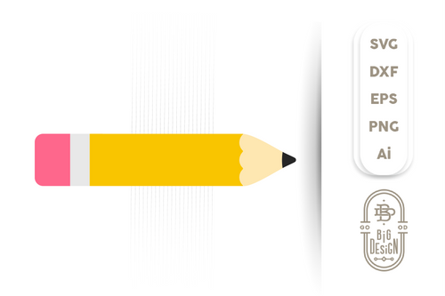 Products Tagged Pencil Svg Files Design Shopy