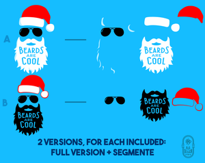 Beards are CooL SVG - Beard SVG File