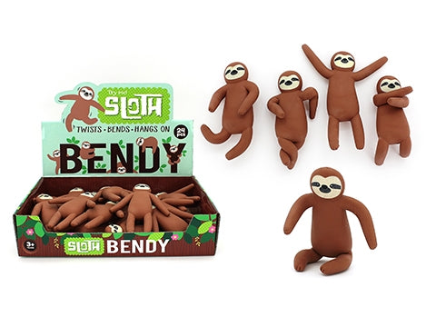 BENDABLE SLOTH