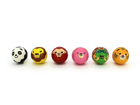 ANIMAL FACES STRESS BALL