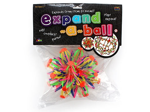Rainbow Expand - A -Ball