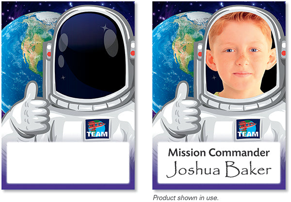Meet our Class cards - Astronauts