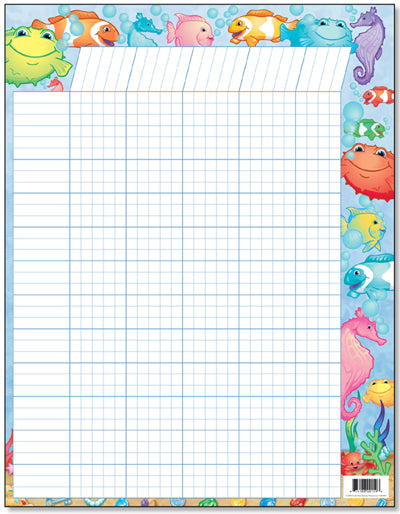 UNDER THE SEA CLASSROOM CHART