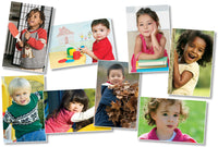 Bulletin Board Set - All Kinds of Kids Preschool