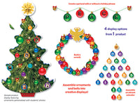 Bulletin Board Set - Christmas Tree