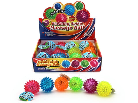 SPIKY LIGHT UP BALL