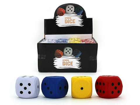 SQUEEZE STRESS DICE
