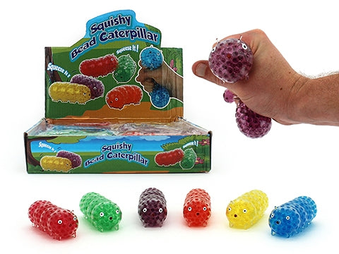 SQUISHY WATER ORBS CATERPILLAR