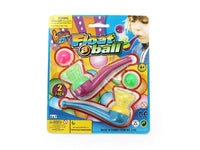 Floating Ball Game On Card (2pcs)