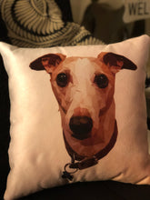 Load image into Gallery viewer, Poly Pawtrait Cushions