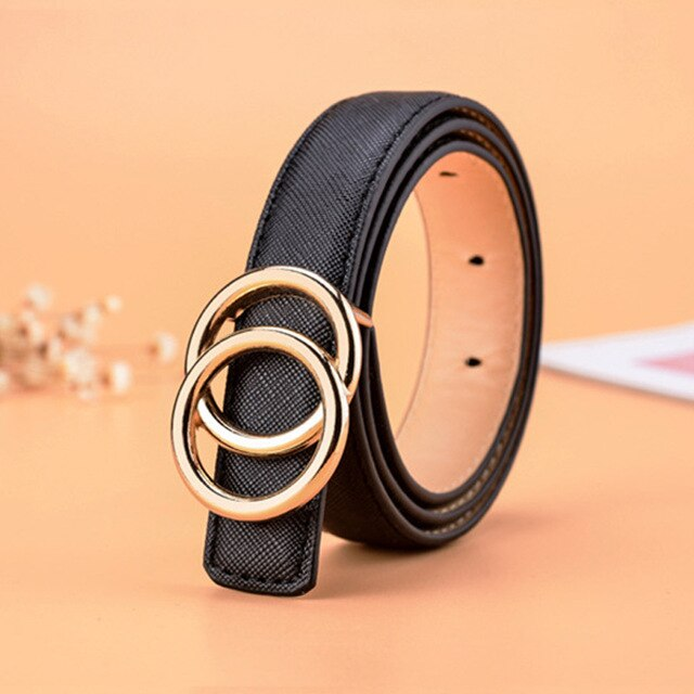 High Quality Leather Belts for Boys Girls Boys Pu Waist Belt for Jeans Adjustable Pants Z31