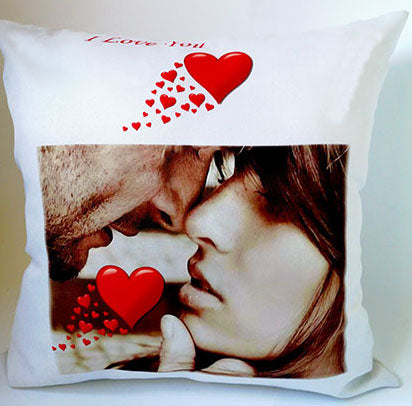 Custom Valentine's Day  Cushion Cover