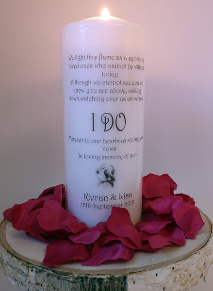 Wedding Candle Unity Sets