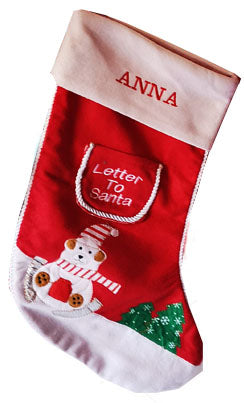 Santa Stockings