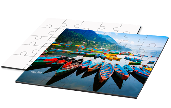 Place Mats, Coasters, Jigsaw