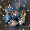 Cozy Gamer - Cloud Palace Sharp Edged Dice Set