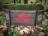 Dungeon Master Screen - Red and White