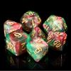 Elven Dream - 7 piece dice set