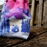 Quiet Cabin Dice Bag