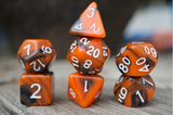 Ice Cream Dice - Halloween Haze - 11 piece Dice set