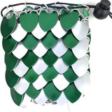 Small Scalemaille Dice Bag